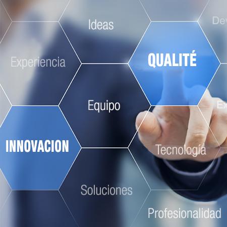 Qualité e innovacion
