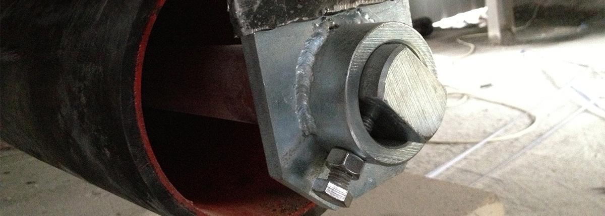 Componentes para cintas transportadoras